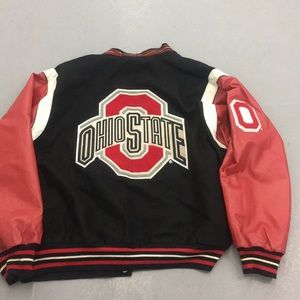 Other - Ohio State Leather Jacket